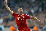 """F.Ribery: """"Dirbu sunkiau ir už C.Ronaldo, ir už L.Messi"""""""