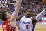 """G.Davisas ir toliau rungtyniaus """"Clippers"""" klube"""