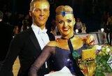 E.Sodeika ir I.Žukauskaitė dar kartą tapo Pasaulio Taurės nugalėtojais