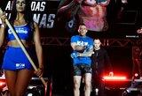 """""""Sparta Gym"""" išreiškė palaikymą A.Misiūnui: """"Didžiuojamės turėdami tokį sportininką savo klube"""""""