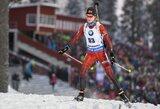 Lietuvos biatlonininkės šaudymas atima žadą – tą daro ne prasčiau nei ryškiausios žvaigždės