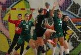 Lietuvos moterų rankinio lygos finale prireiks penktųjų serijos rungtynių