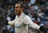 """G.Bale'o agentas paneigė gandus, jog valas paliks """"Real"""" ir nuomos pagrindais persikels rungtyniauti į kitą klubą"""