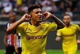 """""""Borussia"""" turi planą B: jau žino, kas galėtų pakeisti J.Sancho?"""