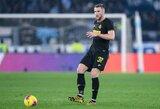"""""""Inter"""" nesileis į derybas be 85 mln. eurų: """"Manchester City"""" nusitaikė į talentingą slovaką"""