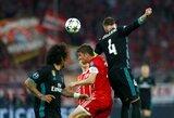 """""""Bayern"""" prieš """"Real"""": pagrindiniai rungtynių akcentai"""
