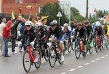 """""""Baltijos kelio"""" paminėjimui – dviračių lenktynės iš Talino į Vilnių"""