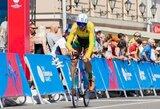 R.Navardauskas Gabone finišavo penktas