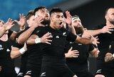 """""""All Blacks"""" iškovojo pasaulio regbio čempionato bronzos medalius"""