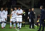 """""""Fiorentina"""" pralaimėjo """"Lazio"""" ir nepasinaudojo proga pakilti į pirmą vietą"""