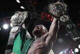 UFC prezidentas D.White'as jau pradėjo ruošti kovos pasiūlymą C.McGregorui