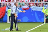 """O.Tabarezas: """"C.Ronaldo nesustabdys tik vienas gynėjas"""""""