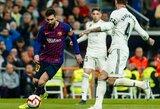 """Paaiškėjo, kuomet įvyks nukeltos """"El Clasico"""" rungtynės: data sukėlė pyktį abiem klubams"""