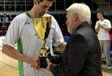 """Tarptautinio turnyro finiše """"Dzūkija"""" turėjo pripažinti """"Chimki"""" ekipos pranašumą"""