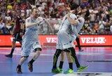 J.Truchanovičiaus klubas Čempionų lygoje pirmą pergalę iškovojo prieš vienus iš lyderių