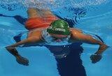 Lietuvos plaukikai pasaulio čempionato estafetėje užėmė 13-ą vietą (atnaujinta)
