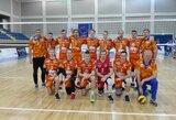 """""""Lietuviškasis"""" Pernu tinklinio klubas pergale pradėjo CEV Iššūkio taurės turnyrą"""