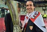 Europos lygos nugalėtojai pratęsė sutartį su treneriu