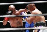 """""""Triller"""" savininkas atskleidė, kiek milijonų uždirbo M.Tysono ir R.Joneso kova"""