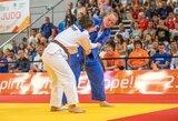 Europos jaunimo dziudo čempionatas J.Kmieliauskaitei susiklostė nesėkmingai