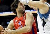 D.Kairio auklėtiniai vos nepateikė staigmenos rungtynėse su CSKA ekipa