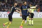 """""""Inter"""" pratęsė sutartį su Italijos rinktinėje debiutavusiu gynėju"""