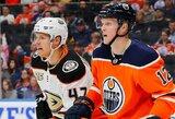 NHL patvirtino naują planą, jeigu pavyktų atnaujinti sezoną: be reguliariojo sezono pratęsimo, tačiau su 24komandų atkrintamosiomis