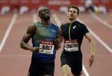 U.Bolto atsakas T.Gay'ui – geriausias sezono rezultatas pasaulyje 200 m bėgime