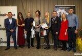 Išdalinti Lietuvos kultūrizmo ir kūno rengybos federacijos metų geriausiųjų apdovanojimai
