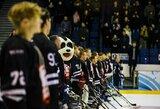 """""""Hockey Punks"""" ruošiasi rungtynėms prieš """"Energiją"""", Š.Kuliešius pasveikino Baltijos lygos idėją"""