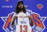 "J.Noah: ""Čikaga visada bus mano namai"""