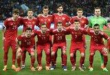 Rusija stebuklingai atsitiesė prieš Belgiją