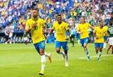 Pasaulio čempionatas: kas pateko į geriausią aštuntfinalio komandą?