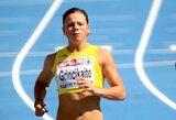 Lietuvos sprinterės sėkmingai pasirodė lengvosios atletikos varžybose Šveicarijoje
