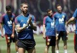 Ispanų stovykloje – S.Ramoso konfliktas su šalies futbolo federacijos prezidentu