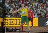 A.Gudžius pasaulio lengvosios atletikos čempionate aplenkė šešiolika varžovų