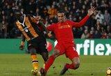 """J.Matipas įsitikinęs, kad """"Liverpool"""" gali triumfuoti Čempionų lygoje"""
