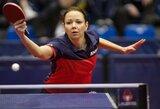 Paaiškėjo Europos komandinio stalo teniso čempionato dalyvės, abi Lietuvos rinktinės liko už borto