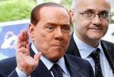 """S.Berlusconi nori, kad """"Milan"""" taptų Italijos """"Barcelona"""" ir remtųsi savo jaunaisiais talentais"""