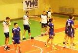 Lietuvos vyrų rankinio lygos čempionai prarado tašką