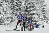 Nestabdo: V.Strolia pasaulio biatlono taurės sprinte surengė dar vieną puikų pasirodymą