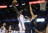 Išrinktas geriausias NBA sezono dėjimas, L.Nance'as tuo nepatenkintas
