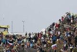 """17-ajame """"Tour de France"""" etape P.Rogličius dar labiau priartėjo prie čempiono titulo"""