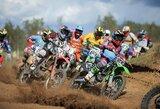 Atkakliose varžybose Utenoje paaiškėjo 2019 m. Lietuvos motociklų kroso čempionai
