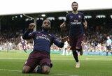 """""""Arsenal"""" keičia partnerius: pasirašė milžinišką sutartį su """"Adidas"""""""