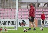 """V.Čeburinas džiaugiasi susidomėjimu: """"Marijampolėje labai daug žmonių klausinėja apie komandą, domisi, džiaugiasi pirmųjų rungtynių rezultatu"""""""