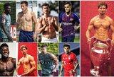 """Kuo jie maitina savo žaidėjus? """"Bayern"""" futbolininkų kūnų transformacijos – pribloškiančios"""