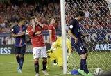 "PSG įveikė ""Manchester United"", H.Kane'o ""patranka"" neišgelbėjo ""Tottenham"" klubo"