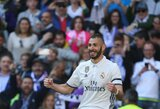 """""""Real"""" prezidentas F.Perezas: """"K.Benzema yra geriausias puolėjas pasaulyje"""""""