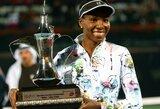 V.Wlliams teniso turnyro Dubajuje finale nepasigailėjo sesers skriaudikės